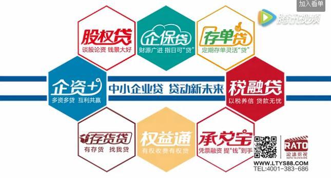 平遥农商行中小企业贷款展示片
